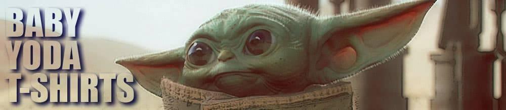 Yoda Baby T-Shirts Banner