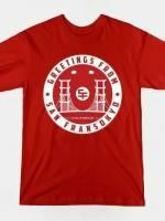 GREETINGS FROM SAN FRANSOKYO V2 T-Shirt