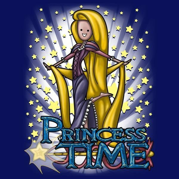 Princess Time - Rapunzel