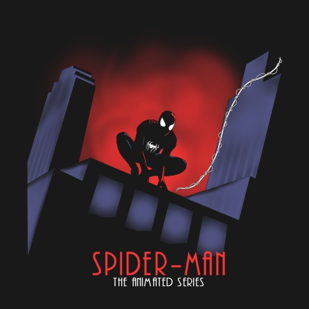 SPIDER: THE ANIMATED SERIES