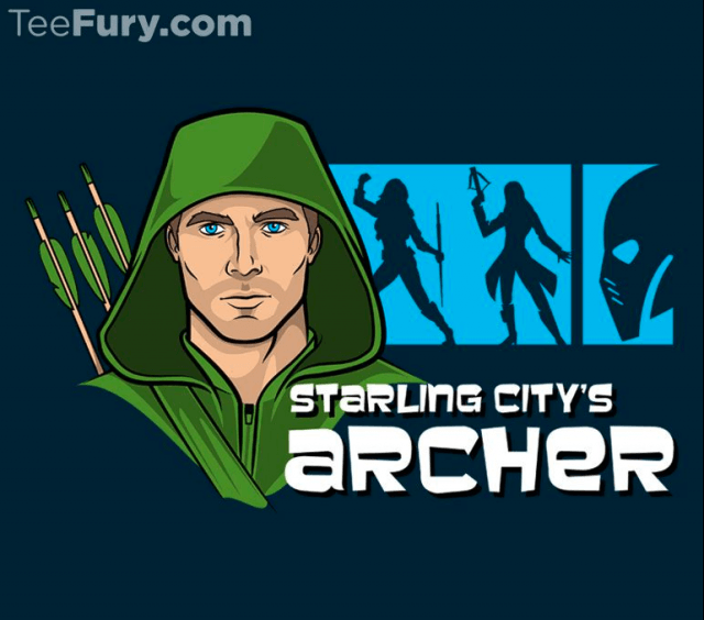 Starling Archer