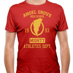 ANGEL GROVE HIGH SCHOOL