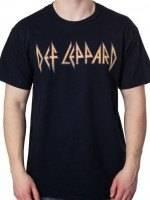 Def Leppard Logo T-Shirt
