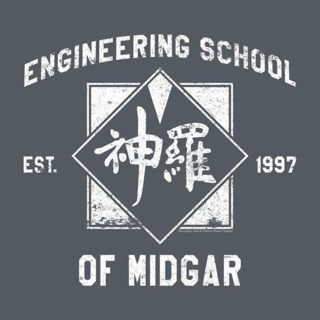 ENGINEERING SCHOOL OF MIDGAR