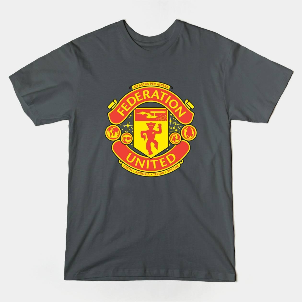 Federation United T Shirt The Shirt List