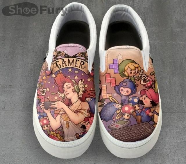 Gamer Nouveau Shoes