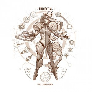 PROJECT M – DA VINCI EDITION T-SHIRT