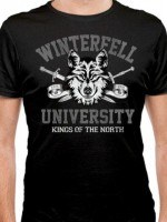 WINTERFELL UNIVERSITY T-Shirt