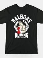 BALBOA'S BOXING CLUB 1976 T-Shirt