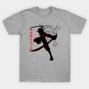 One Piece Zoro T-Shirt