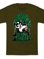 PANDA ON THRONE T-Shirt