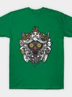 Power of the Mask Crest T-Shirt