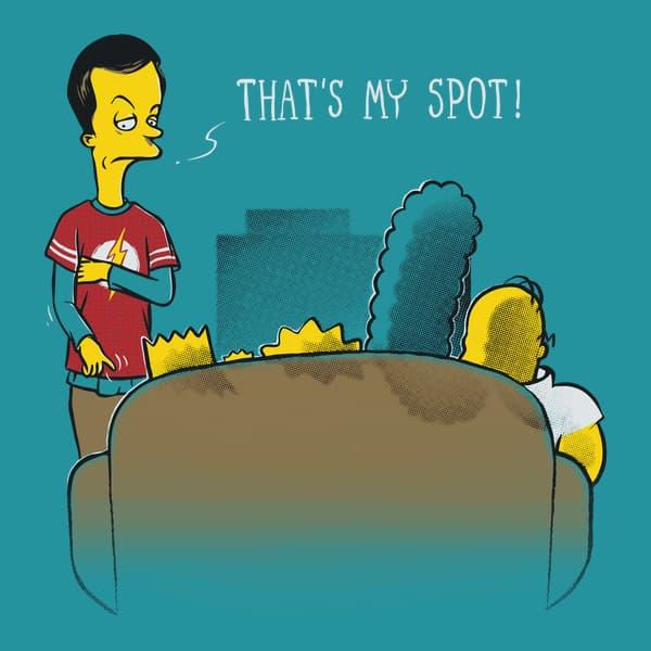 That's My Spot