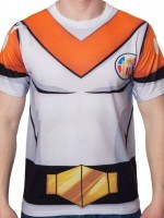Voltron Hunk Costume T-Shirt