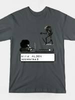 WILD ALIEN APPEARED! T-Shirt