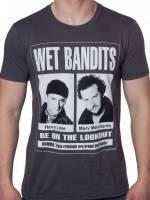 Wet Bandits Home Alone T-Shirt