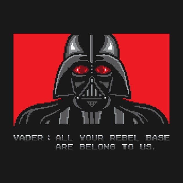 All your rebel base are belong...