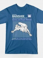 Banshee Service and Repair Manual T-Shirt