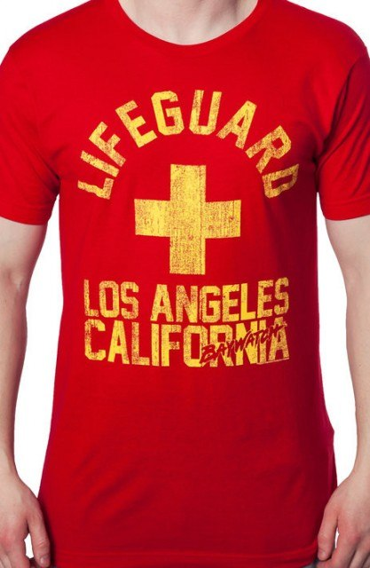 California Lifeguard Baywatch