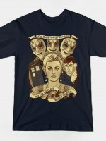 Doctors and Monsters T-Shirt