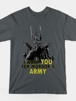 MORDOR´S ARMY T-Shirt