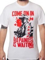 Old Painless Is Waiting Predator T-Shirt