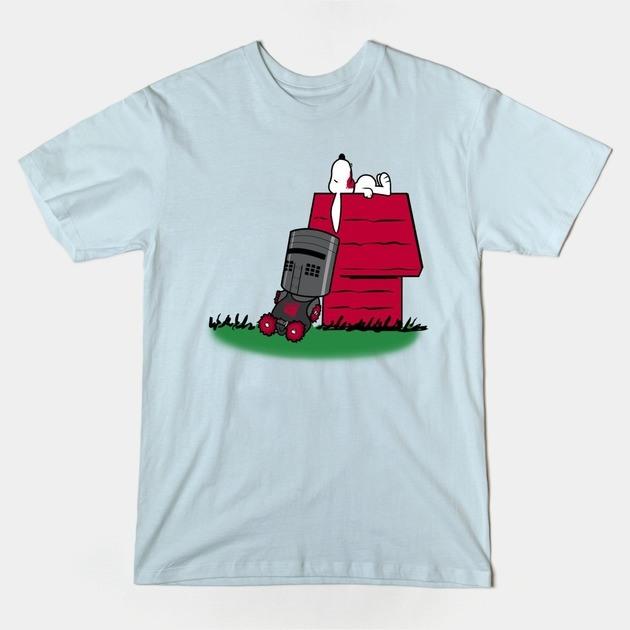 SNOOPYTHON T-Shirt