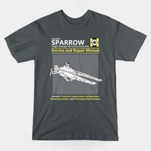 SPARROW SERVICE AND REPAIR MANUAL