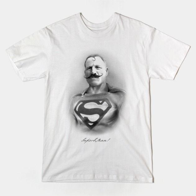 Superb man vintage superhero t shirt the shirt list for Retro superhero t shirts