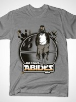 THE FORCE ABIDES, MAN T-Shirt