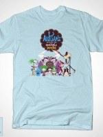 ARKHAM'S ASYLUM FOR UNSTABLE INMATES T-Shirt