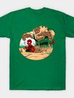 An Amazing Sand Castle T-Shirt