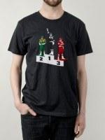 Black Ranger Power T-Shirt