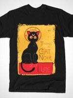 CHAT NOIR DE LA LUNE T-Shirt