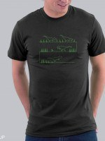 ElectrocarDINOgram T-Shirt