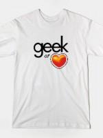 GEEK AT HEART T-Shirt