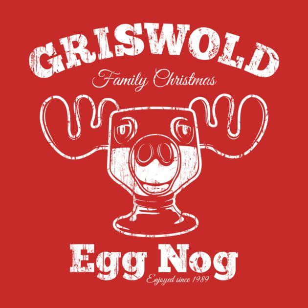 GRISWOLD CHRISTMAS EGG NOG