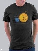 Heliocentric vs Geocentric T-Shirt