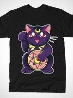 LUCKY LUNAR CAT T-Shirt