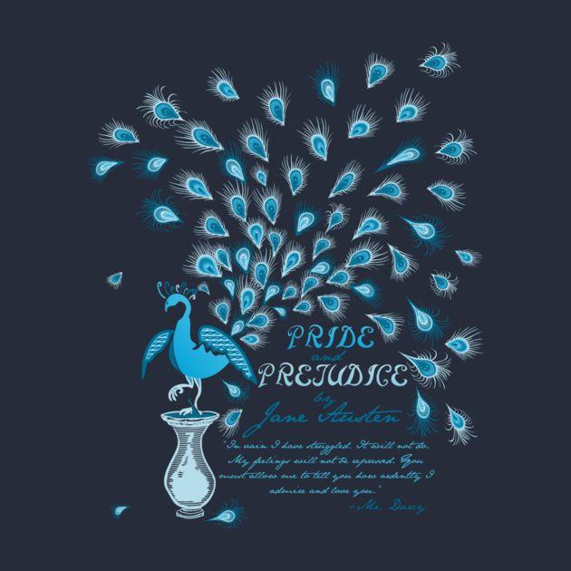 PAISLEY PEACOCK PRIDE AND PREJUDICE: CLASSIC