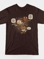 TALKING HEADS: RICK CARL MICHONNE T-Shirt