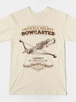 THE MIGHTY BOWCASTER T-Shirt