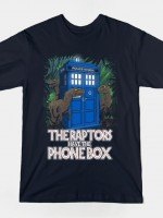 The Raptors Have the Phone Box T-Shirt