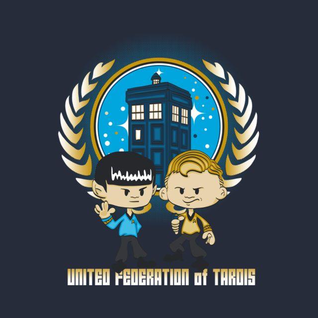 UNITED FEDERATION OF TARDIS