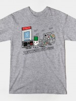 EMPLOYMENT OFFICE NES T-Shirt