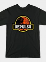 Jurassic Evil Power T-Shirt