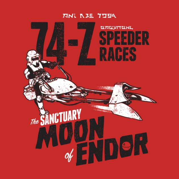 SANCTUARY SPEEDER RACE