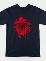 THE SPIDER (RED INK VERSION) T-Shirt