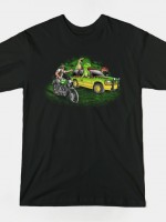 Velociraptors today T-Shirt