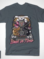 BACK IN TIME CREST T-Shirt